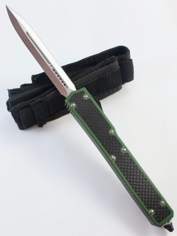 MTU11G Double action otf tacknives